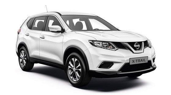 Nissan x trail business promozione di maggio ceccato for Nissan offerte speciali