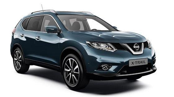 Nissan x trail tekna promozione di maggio ceccato for Nissan offerte speciali