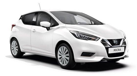 Nuova nissan micra business promozione di maggio for Nissan offerte speciali