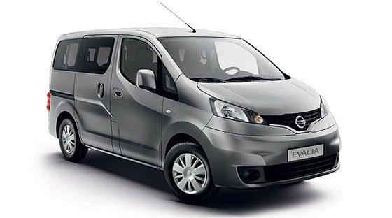 Nissan nv200 evalia promozione agosto ceccato automobili for Nissan offerte speciali