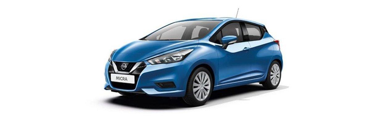 Nuova nissan micra acenta promozione febbraio ceccato for Nissan offerte speciali