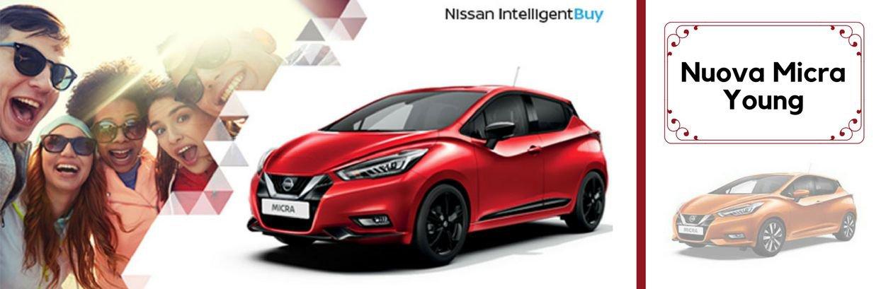 Nuova nissan micra neopatentati promozione marzo for Nissan offerte speciali